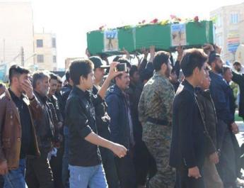 ifmat - Iran regime militiants die in Syria