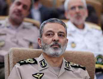 ifmat - Iran will end Israel life in lest then 25 Years - Iran army commander