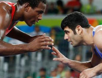ifmat - Iran wrestling officials resign over Israel competition ban