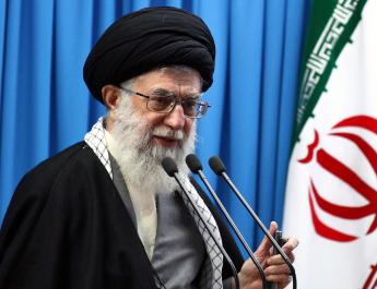 ifmat - Iranian leader says Tehran has defused regional threats