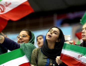 ifmat - Iranian women banned from watching soccer
