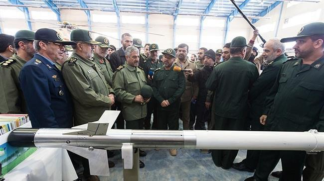 ifmat - Iran's new anti-tank missile copy of American sidewinder missile