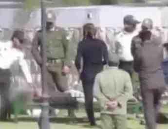 ifmat - Video of public flogging in Iran