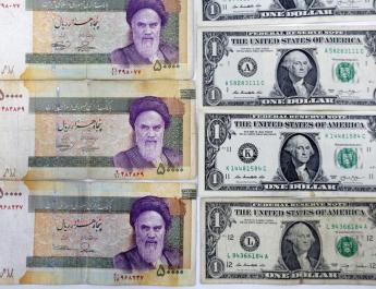 ifmat - After imposing restriction on dollar Iran fails to halt currency crisis