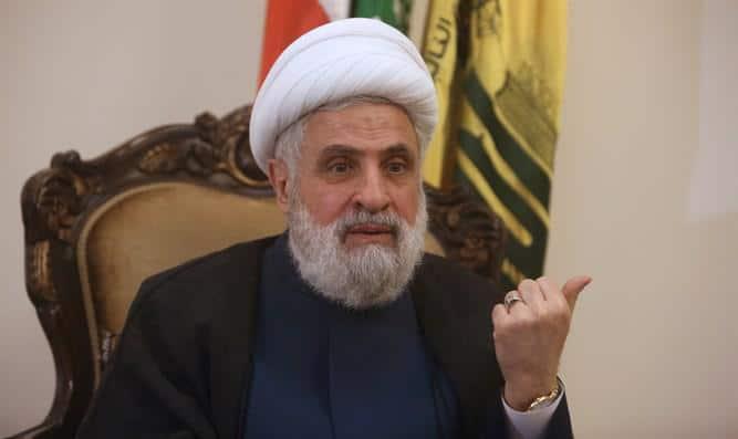 ifmat - Hezbollah leader says Iran will attack Israel