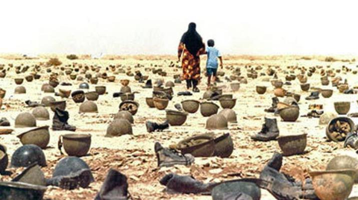 ifmat - Iran-Iraq War continues to claim lives