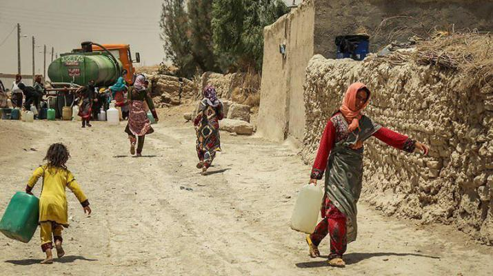 ifmat - Iran quickly heading towards drought while spending money on terrorism