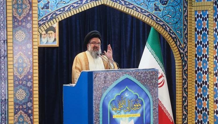 ifmat - Iranian cleric Hezbollah will destroy Tel aviv