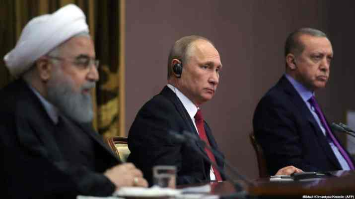 ifmat - Russia and Iran try to plan Syria future