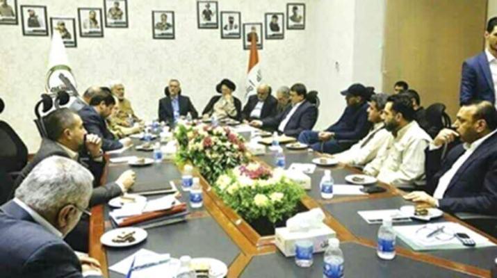 ifmat - Secret meeting between Iran officials and Iraqi political alliance