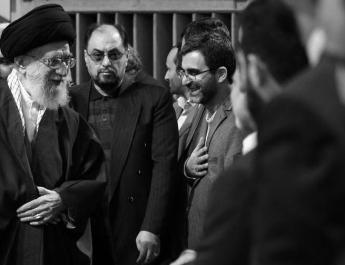 ifmat - The fight against corruption should begin with Khamenei