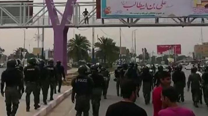 ifmat - The protests of the Ahvaz people continues in Iran