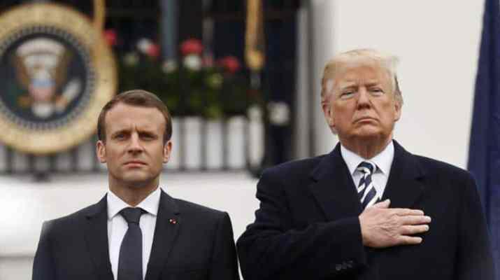 ifmat - Trump warns Iranian regime