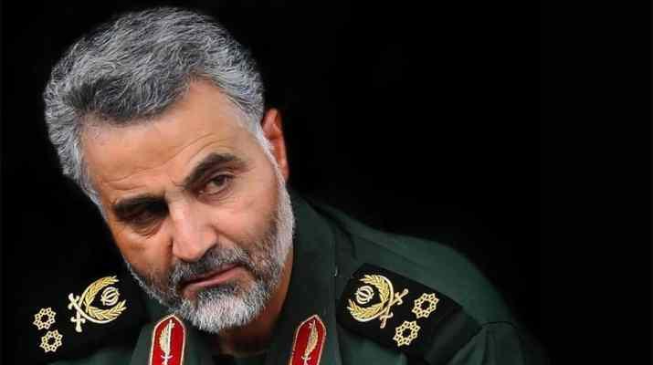 ifmat - General Qassem Soleimani holds talks about future Iraqi cabinet