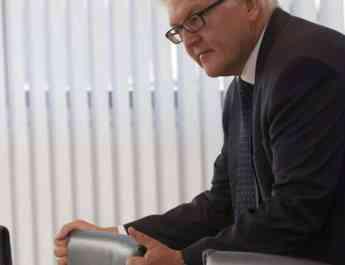 ifmat - German president under fire for hosting antisemitic Iran regime clerics