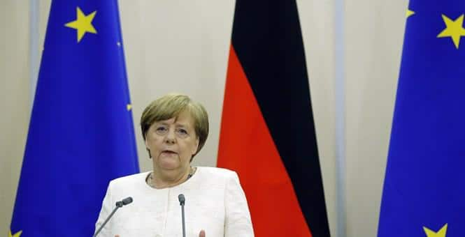 Germans putting profits over security with Iran