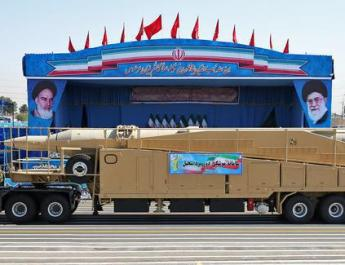ifmat - How to fix the Iranian missile problem