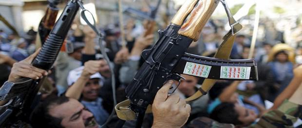 ifmat - Iran-backed Houthis attacked Saudi Arabia