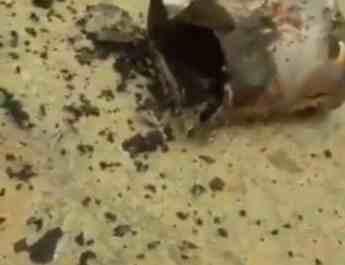 ifmat - Iran-backed Yemen rebels fire two ballistic missiles at Saudi Arabia