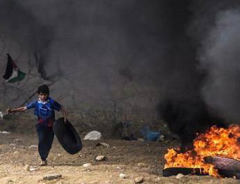 ifmat - Iran is funding Hamas violent campaign at Gaza border