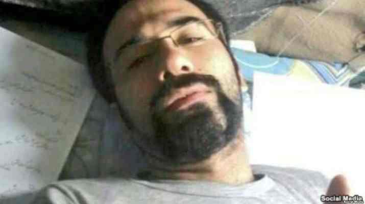 ifmat - Iranian activist Soheil Arabi on hunger strike in prison