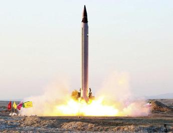ifmat - Israel says Iran continues missile tests
