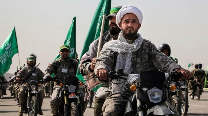 ifmat - Mustafa Sharaki started to work for Basij