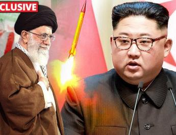 ifmat - North Korea is helping Iran develop a long range nuclear ballistic missile
