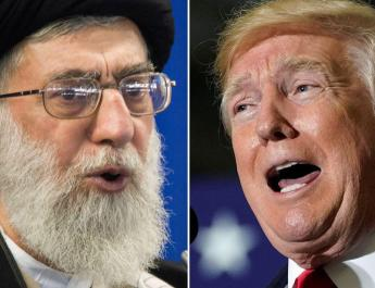ifmat - Supreme leader of Iran threating US president Trump will be worm food