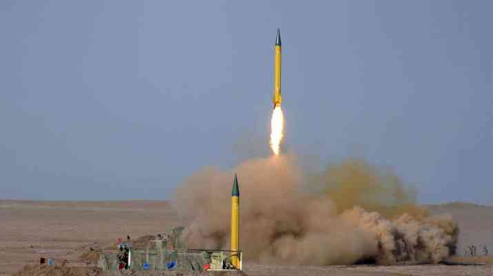 ifmat - 1000 Iranian missiles ready to fire at Saudi Arabia