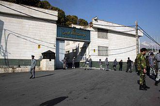ifmat - Big human rights abuses in US sanctioned Evin prison in Iran