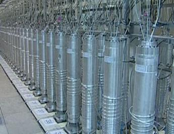 ifmat - Iran moves to build advanced centrifuges