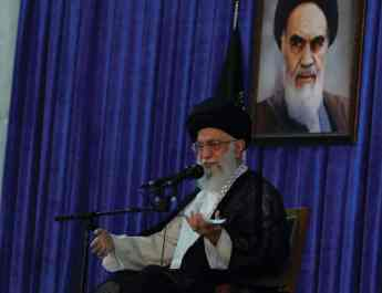 ifmat - Khamenei is proud for supporting Palestine