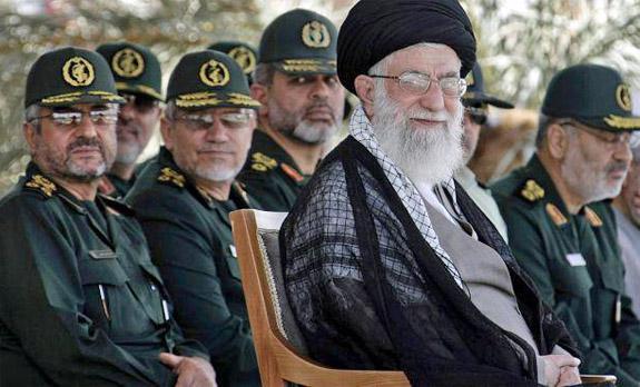 ifmat - Pushback against Iran takes shape