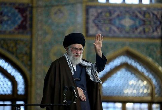ifmat - Setad and IRGC are both under control of Supreme Leader