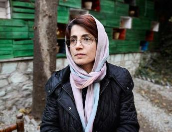 ifmat - iran arrest leading female human rights lawyer