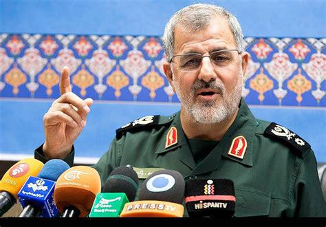 ifmat - IRGC Commander threatens Trump cannot do a damn thing against Iran