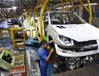 ifmat - Iran national car production is devastated