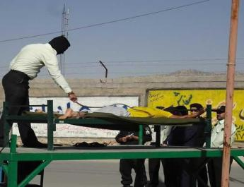 ifmat - Iran publicly flogs young man for drinking alcohol years ago