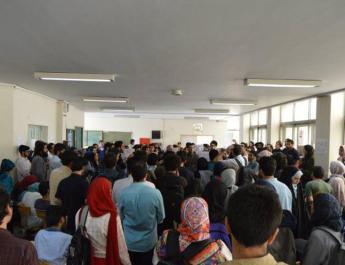 ifmat - Iran student associations protests harsh sentencing of activists