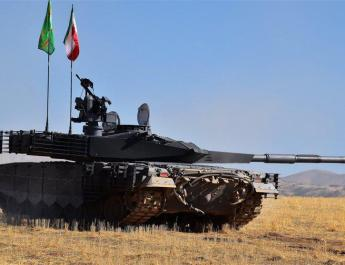 ifmat - Iran will manufacture and upgrade its military tanks