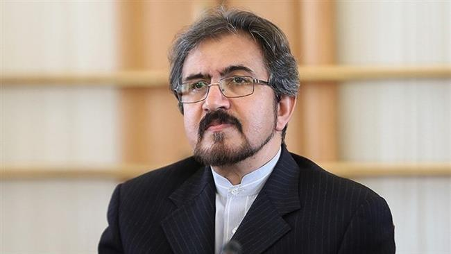 "ifmat - Iranian Foreign Ministry Spokesman: ""Dreams for regime change in Iran will never come true"""
