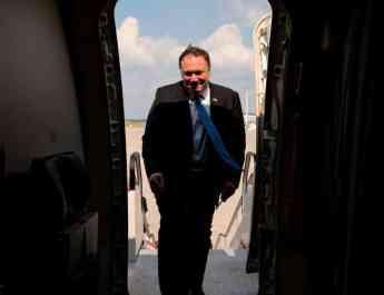 ifmat - Pompeo urges EU to get tough on Iran