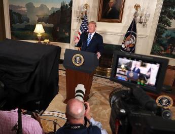 ifmat - Trump should reimpose sanctions on Iran IRIB