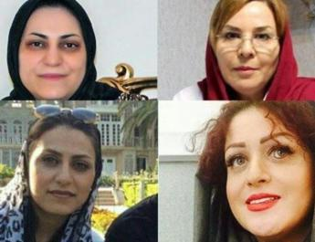 ifmat - iran sentences 4 Dervish women to prison