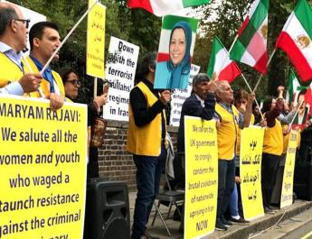 ifmat - As protests continue in Iran, Irnaian regime blames MEK