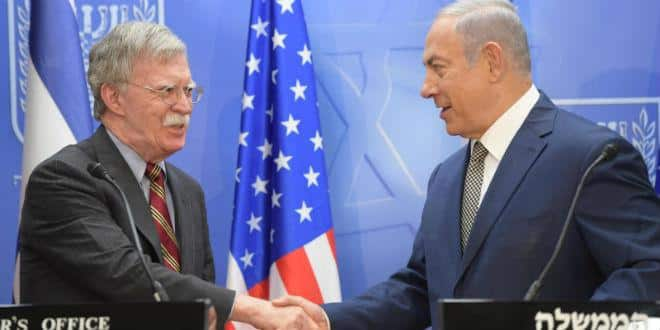 ifmat - Bolton Europe needs to take stronger steps against Iran