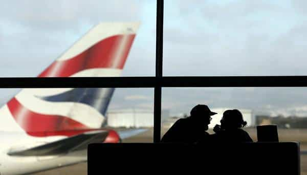 ifmat - British Airways and Air France suspended Iran service