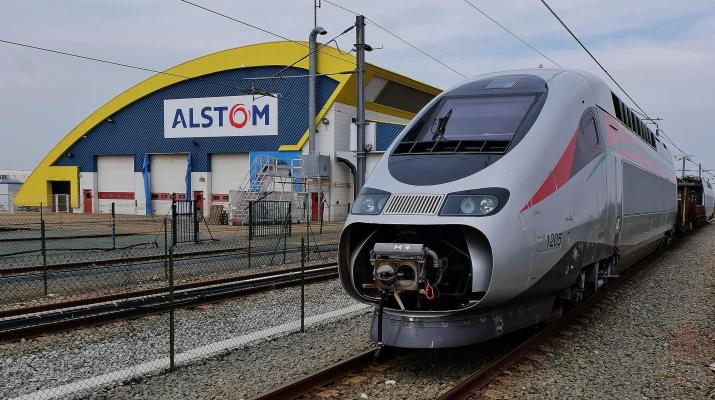 ifmat - France Alstom in deal to build metro carriages in Iran