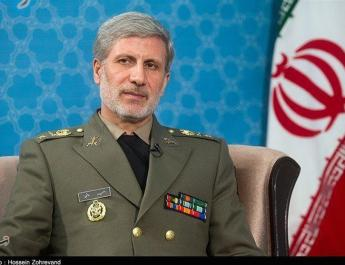 ifmat - Iran defence minister says Tehran is enhancing missile capabilities